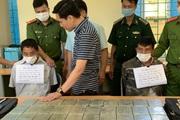 Điện Biên: Bắt 2 đối tượng thu giữ 60 bánh heroin