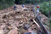 Cảnh báo: Mưa lớn ở vùng núi Bắc bộ, có nơi trên 250mm/đợt, nguy cơ xảy ra lũ quét, sạt lở đất