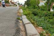 Hải Phòng: 0,5km đường nông thôn chi hơn 5 tỷ đồng chưa làm xong mặt đường đã có dấu hiệu rạn nứt