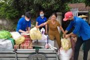 Thanh Hóa: Góp gạo, trứng gia cầm, rau xanh gửi tặng miền Nam, nông dân miền núi cũng hưởng ứng nhiệt tình