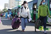 Quảng Ngãi: Triển khai kế hoạch đón 400 lao động khó khăn từ TP.HCM về quê