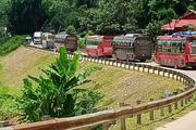 Điện Biên: Tạm dừng toàn bộ hoạt động vận tải khách liên tỉnh