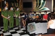"""Hà Nam: 10 đối tượng tụ tập """"bay lắc"""", sử dụng ma túy tại quán karaoke bất chấp dịch Covid-19"""