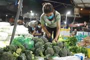 Chợ đầu mối Minh Khai cung cấp 450 tấn nông sản cho thị trường Thủ đô, không lo thiếu