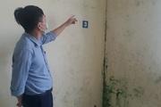 Lai Châu: Nhiều hạng mục của trụ sở Bệnh viện Phổi xuống cấp nhưng không thể sửa chữa, vì sao?