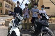 Thiếu tiền mua ma túy, 4 thanh niên rủ nhau đi cướp