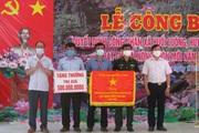 """Xã biên giới Huổi Luông """"thay áo mới"""""""