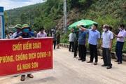 Thanh Hóa: Dừng tiếp nhận công dân từ vùng dịch đang giãn cách theo Chỉ thị 16 về quê