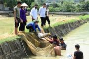 Lào Cai: Nuôi những con cá chép to bự, giãy đành đạch, hội viên dân tộc Giáy tiết lộ bí quyết thành công