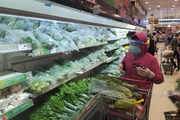 TP.HCM: Siêu thị cam kết tăng số lượng thịt gấp 5 lần, rau gấp 10 lần vào ngày mai