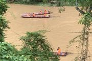 Lào Cai: Tìm thấy thi thể người đàn ông bị lũ cuốn do lật thuyền trên sông Chảy