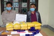 Điện Biên: Phá chuyên án ĐB921p bắt 2 đối tượng thu 60 nghìn viên ma tuý tổng hợp