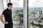 Căn hộ 7 triệu bảng của Lewandowski: Có cả giả lập đánh golf