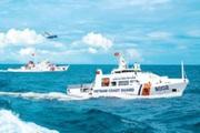 Những lực lượng nào của Cảnh sát biển Việt Nam tham gia tuần tra, kiểm soát trên biển?