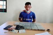 Điện Biên: Phá chuyên án 921K bắt 1 đối tượng thu lượng lớn heroin