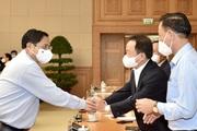 """Thủ tướng Phạm Minh Chính: Cố gắng đồng hành với doanh nghiệp, trên tinh thần """"3 không, 5 thật"""""""