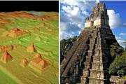 """""""Thành phố rừng rậm"""" được các nhà khảo cổ học phát hiện ở Maya"""