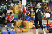 TP.HCM: Dự kiến mở lại chợ đầu mối Bình Điền ngày 7/9