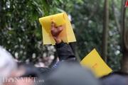 Đền Trần Nam Định giảm khách xin ấn