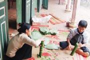 Chùm ảnh: Tết dưới mái nhà Việt