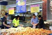 Hệ thống siêu thị Saigon Co.op tham gia giải cứu su hào, củ cải ế
