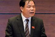 """Bộ trưởng Nguyễn Xuân Cường cám ơn Thống đốc Lê Minh Hưng """"chia lửa"""" với nông nghiệp"""