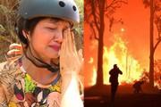 H'Hen Niê, Khánh Vân, Kỳ Duyên...  xót xa, đau lòng sau vụ cháy rừng ở Australia
