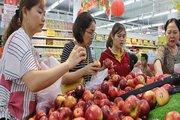 Đà Nẵng: Siêu thị vẫn đông người mua sắm ngày cuối cùng của năm cũ