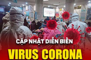Dịch virus Corona 9/2: Không có chuyện virus Corona lây truyền qua bụi khí