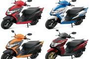 Xe ga 2020 Honda Dio trình diện, giá siêu rẻ 19,56 triệu đồng