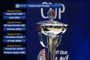 """Bốc thăm tứ kết AFC Cup: Hà Nội T&T và V.Ninh Bình đụng """"thứ dữ"""""""
