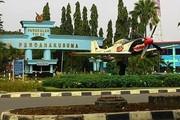 5 người Trung Quốc bị bắt vì xâm phạm căn cứ không quân Indonesia