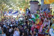 Hàng nghìn người chen chân khai hội Tháp Bà Ponagar