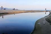 Nước cống đen ngòm, hôi thối chảy tràn ra biển Đà Nẵng