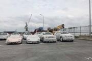 Cảng Hải Phòng: Hé lộ nguyên nhân lô xe trăm tỷ phủ bạt