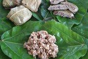 Ung dung nếm đặc sản trứ danh của người Mường: Bánh trứng kiến