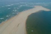"""Quảng Nam: Đảo cát giữa biển Hội An """"nở"""" thêm kích thước"""