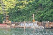 """Công trình hàng chục tỷ xây dựng """"chui"""" giữa vùng lõi vịnh Hạ Long"""