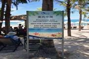 """GĐ Sở du lịch nói gì về tấm biển """"khu vực dành cho khách Trung Quốc""""?"""