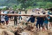 Lai Châu: Hơn 300 hộ dân xã Pa Vệ Sủ bị cô lập vì mưa lũ