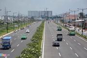 Thông xe trên tuyến đường nội đô đẹp nhất Sài Gòn