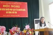 Sơn La: Tập huấn tuyên truyền pháp luật về tài nguyên nước, khí tượng thủy văn
