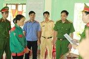 Đốt cỏ gây cháy rừng ở Hà Tĩnh người phụ nữ đối mặt 5 năm tù?