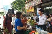 Hội Nông dân Hà Giang đưa đặc sản cao nguyên đá về Thủ đô