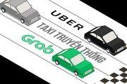 Bộ GTVT gửi văn bản hỏa tốc về kiến nghị liên quan đến Uber, Grab