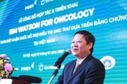 Thí điểm hỗ trợ điều trị ung thư bằng trí tuệ nhân tạo