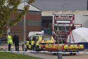 Có người Việt trong 39 thi thể trên container: Đại sứ quán Việt Nam tại Anh lên tiếng