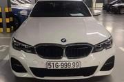Bấm được biển số 51G - 999.99, chủ nhân chiếc BMW 330i nói gì?