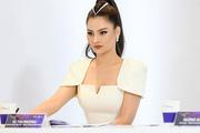 """Vũ Thu Phương nhắc thí sinh hoa hậu: """"Có xé váy hay lấy giày của nhau không?"""""""