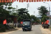 Nông thôn mới xã Hòa Bình: Nhà cao, đường rộng, dân phấn chấn